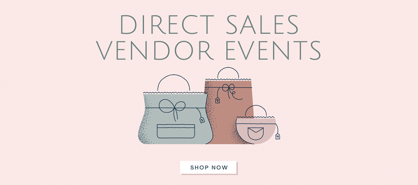 Direct Sales Vendor Events